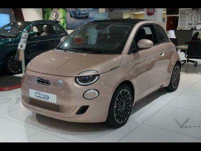 occasion Fiat 500C 500e 118ch Icône Plus