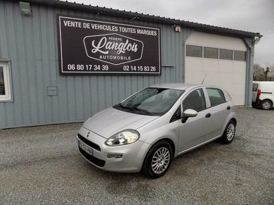 occasion Fiat Punto 1.3 MULTIJET 16V 85CH S&S EASY BUSINESS 5P