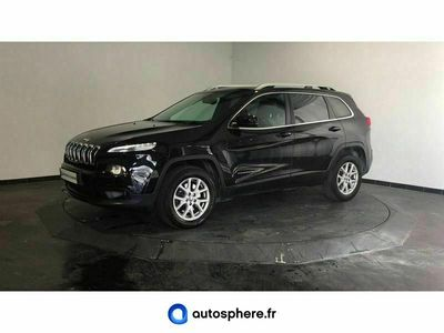 occasion Jeep Cherokee 2.2 MultiJet 185ch Longitude Executive Active Dri