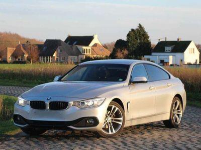 occasion BMW 420 Gran Coupé D - EURO 6b - 1 JAAR GARANTIE