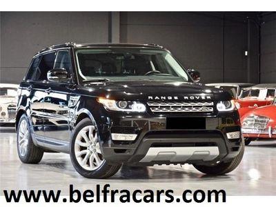 occasion Land Rover Range Rover Sport (TDV6 3.0L 211ch CUIRELECCHAUF/CAM/GPS/XENON/PAL/PNEUMA/REGUL/PDC/BLTH/JA/1MAIN/GAR12M)