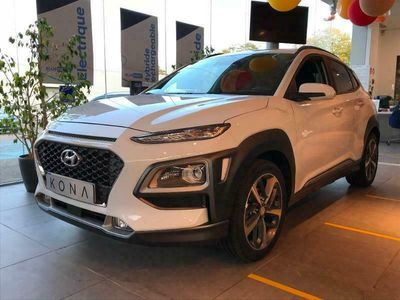 occasion Hyundai Kona T-GDi 120 Executive Cuir Bi-LED Gtie 2025