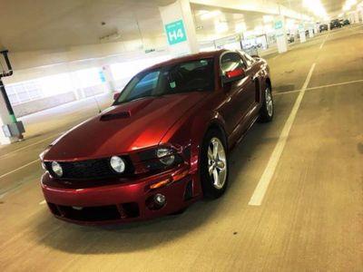 occasion Ford Mustang CALIFORNIA S / BURGANDY KIT ROUSH / M280