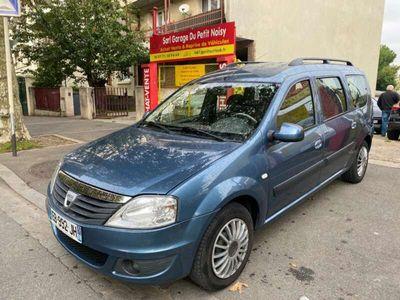 occasion Dacia Logan MCV 1.5 DCI 85CH LAUREATE 7 PLACES