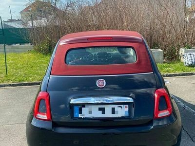 occasion Fiat 500C 1.2 69 ch Popstar