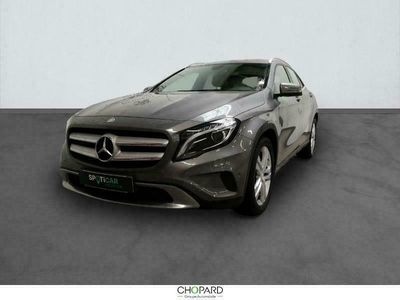 occasion Mercedes GLA220 CDI Inspiration 4Matic 7G-DCT