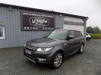 occasion Land Rover Range Rover Sport Range Sport Sdv6 3.0 306ch Hse