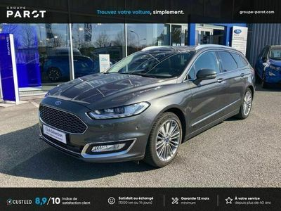 occasion Ford Mondeo SW 2.0 TDCi 180ch Vignale PowerShift Euro6.2 - VIVA2705254