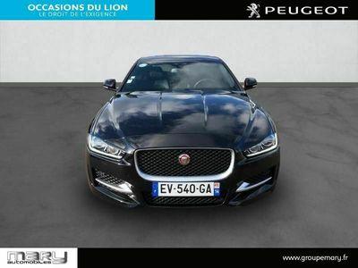 occasion Jaguar XE 2.0D 180ch R-Sport BVA8