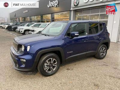 occasion Jeep Renegade 1.0 GSE T3 120ch Quicksilver Winter Edition MY20