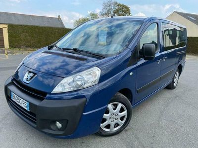 occasion Peugeot Expert Tepee Pack Clim 2.0 HDI 120ch
