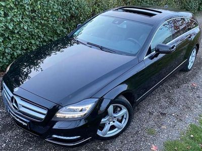 occasion Mercedes 350 CLS Classe Shooting BrakeCDI BLUEEFFICIENCY 4-Ma