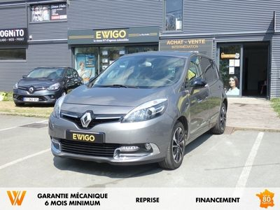 occasion Renault Scénic (3) 1.5 DCI 110 ENERGY FAP BOSE EDITION ECO2