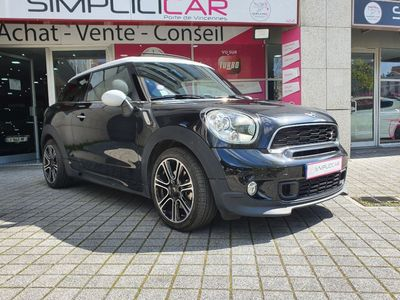 occasion Mini Cooper S Paceman R61 190 ch Red Hot