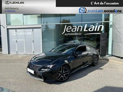 occasion Lexus RC F RC 300h E-CVT F SPORT Black Edition