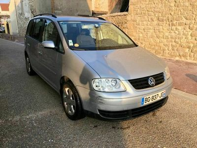 occasion VW Touran 2,0 TDI 140 UNITED FINANCEMENT POSSIBLE