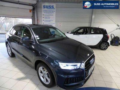 occasion Audi Q3 1.4 TFSI COD 150 ch S tronic 6 S line