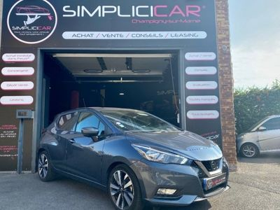 occasion Nissan Micra 0.9 IG T 90ch Tekna