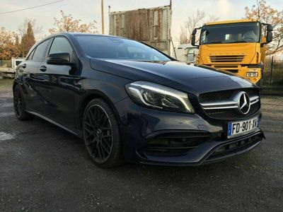 occasion Mercedes A45 AMG Classe-AMG A Speedshift DCT 4-Matic