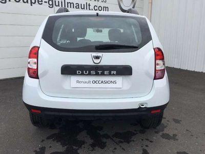 occasion Dacia Duster dci 110 4x2 silver line 2017