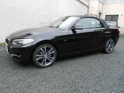 occasion BMW 220 D. CABRIO \SPORT-LINE\ 32269 km