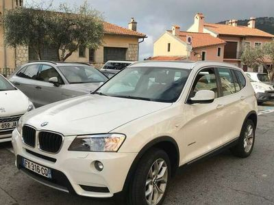 occasion BMW X3 xDrive20d 184ch Luxe Steptronic A