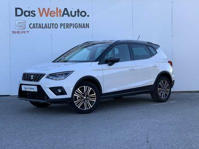 occasion Seat Arona 1.0 EcoTSI 95 ch Start/Stop BVM5 Xcellence
