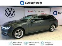 occasion Audi A4 AVANT 2.0 TDI 190ch S line S tronic 7