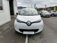 occasion Renault Zoe Intens Gamme 2017 5 portes \u00c9lectrique Automatique Blanc