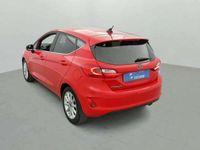occasion Ford Fiesta 1.0 EcoBoost 100ch Titanium BVA + Park Assit suréquipé