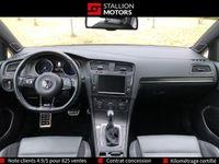 occasion VW Golf VIIR 300CH TOIT PANO CAMERA CUIR