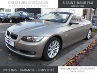 occasion BMW 330 Cabriolet Série 3 (E93) IA 272CH LUXE