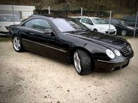 occasion Mercedes CL500 AMG 5.0 V8 306 cv BVA TBE