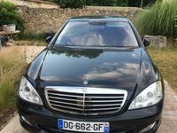 occasion Mercedes S500L ClasseA