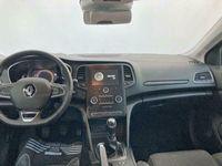 occasion Renault Mégane IV Berline TCe 140 FAP Business 5 portes Essence Manuelle Gris