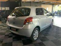 occasion Toyota Yaris 3 portes 1.3 VVTi 16V 101 cv Hatchback Garantie 6 mois