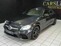 occasion Mercedes 200 Classe C (205) Coupé AMG line1.5 i 16V EQ Boost 9G-TRONIC 184 cv