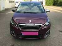 occasion Peugeot 108 VTi 72ch BVM5 Style