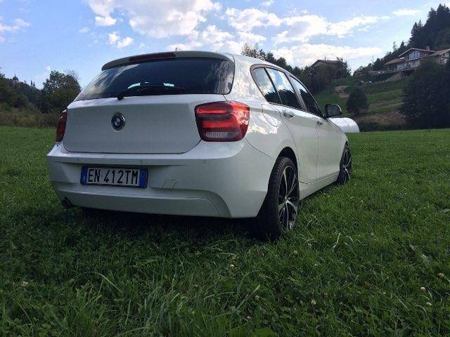 Venduto bmw 114 joy auto usate in vendita for Auto usate trentino alto adige