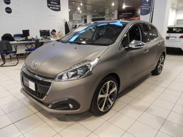 sold peugeot 208 gt line 1 2 puret used cars for sale. Black Bedroom Furniture Sets. Home Design Ideas