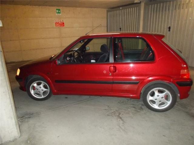 sold peugeot 106 1 6 16v cat 3 por used cars for sale autouncle. Black Bedroom Furniture Sets. Home Design Ideas