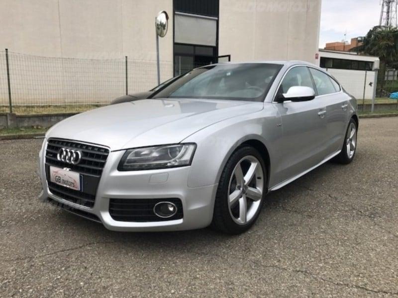 Audi a5 tdi usata
