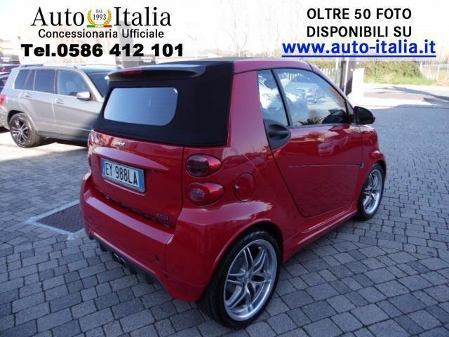 venduto smart fortwo cabrio cabrio 10 auto usate in vendita. Black Bedroom Furniture Sets. Home Design Ideas