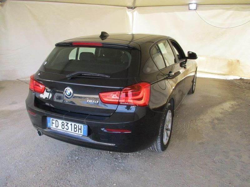 bmw 116 usata bmw 116 in vendita autouncle. Black Bedroom Furniture Sets. Home Design Ideas