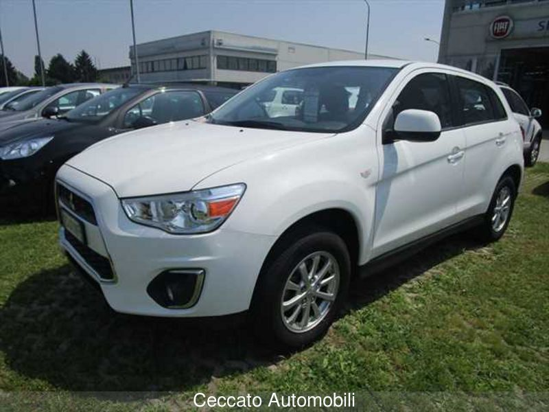 sold mitsubishi asx 1 6 2wd intens used cars for sale autouncle. Black Bedroom Furniture Sets. Home Design Ideas
