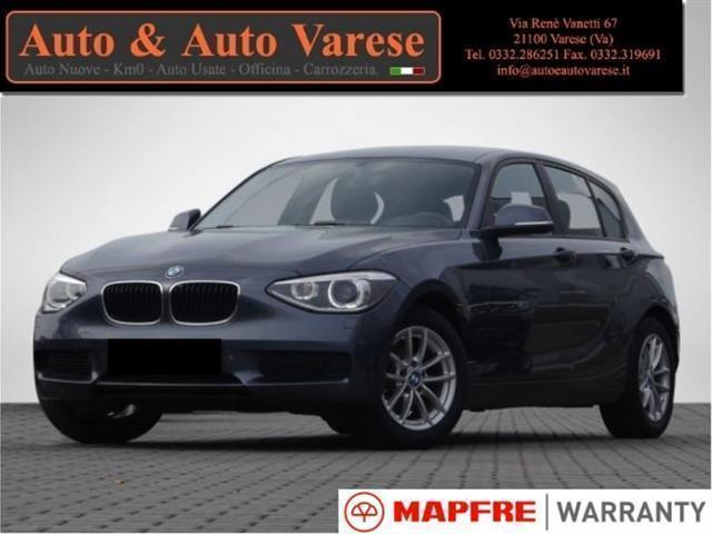 usato serie 1 d 5p bmw 116 2014 km in varese. Black Bedroom Furniture Sets. Home Design Ideas