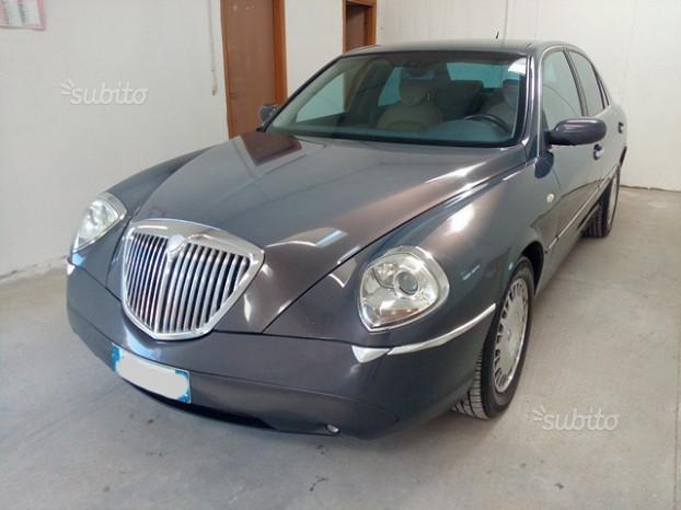 sold lancia thesis 2 4 jtd emblema used cars for sale. Black Bedroom Furniture Sets. Home Design Ideas