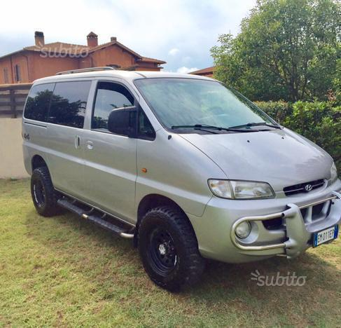 Sold Hyundai H 1 4x4 Used Cars For Sale Autouncle