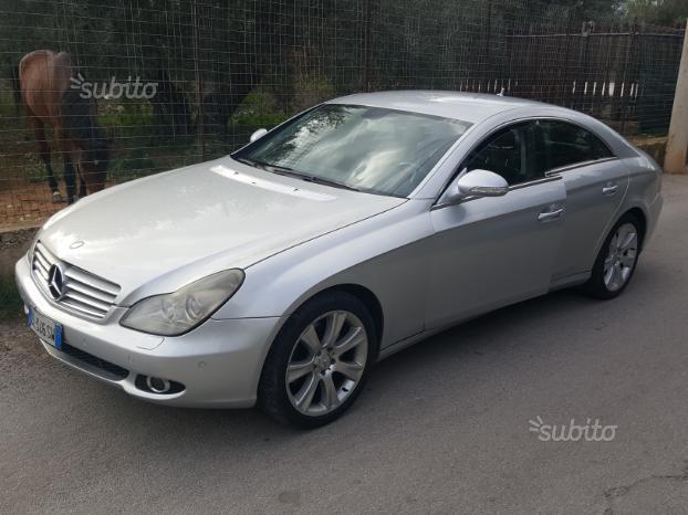 Cls320 compra mercedes cls320 usate 240 auto in vendita for Subito udine auto