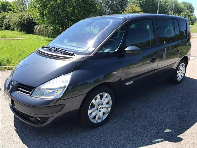 sold renault espace 2 0 dci 175cv used cars for sale autouncle. Black Bedroom Furniture Sets. Home Design Ideas